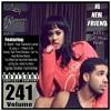 Dj Kimoni JUST HiP HoP & RnB Volume 241 (No New Friends) (1 CD) 5-6-13