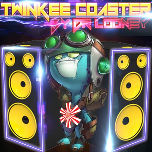 Twinkee coaster (Sonic 3D Remix)