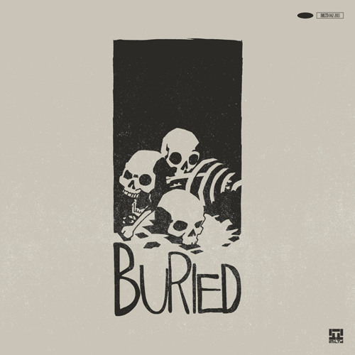 OUTER HEAVEN - Buried (available May 20///digital only)