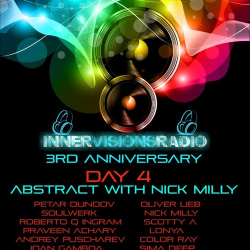 SOULWERK@INNERVISIONS ANIVERSARY - NICK MILLY SPECIAL