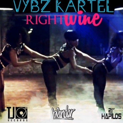 Vybz Kartel - Right Wine | Wine Up Suh | May 2013