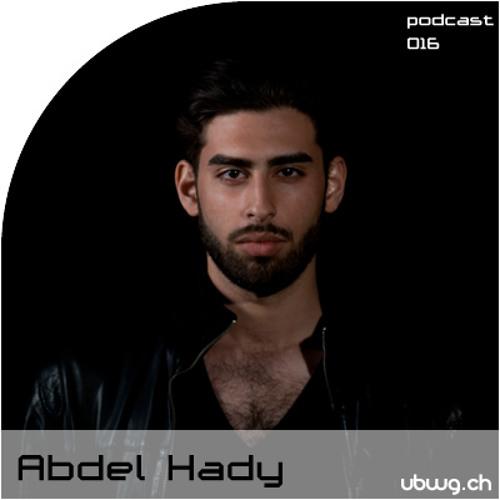 Podcast 016 - Abdel Hady - ubwg.ch