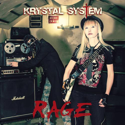 Krystal System-I wanna be (Red cross mix)