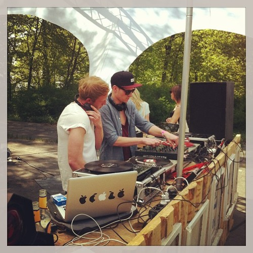 Ahoi & Cheers at DIS Open Air 05-05-13