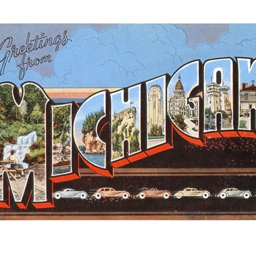 Jon Connor Feat. Royce Da 5'9 - Michigan $h*t