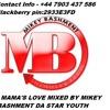 MAMA'S LOVE MIXED BY MIKEY BASHMENT DA STAR YOUTH