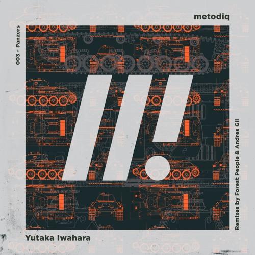 Yutaka Iwahara - Leopard (Original Mix)