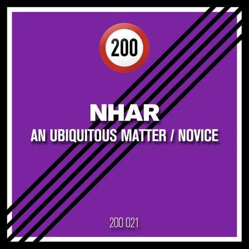 Nhar - An Ubiquitous Matter - 200 Records 021