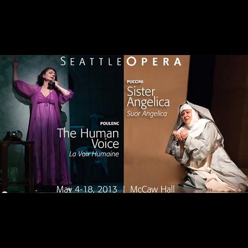 La Voix Humaine & Suor Angelica