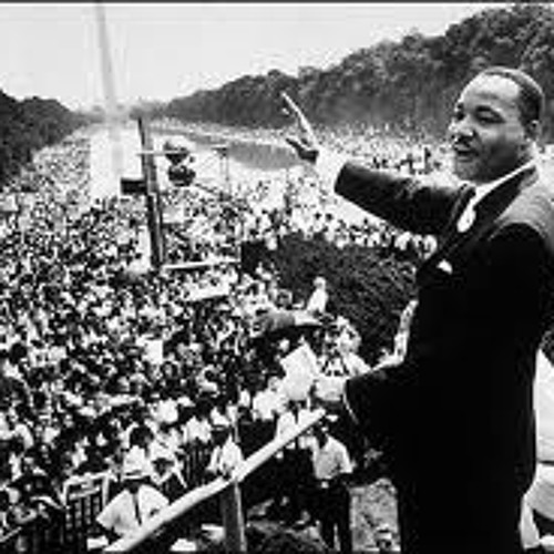 We shall overcome Ft Martin luther king