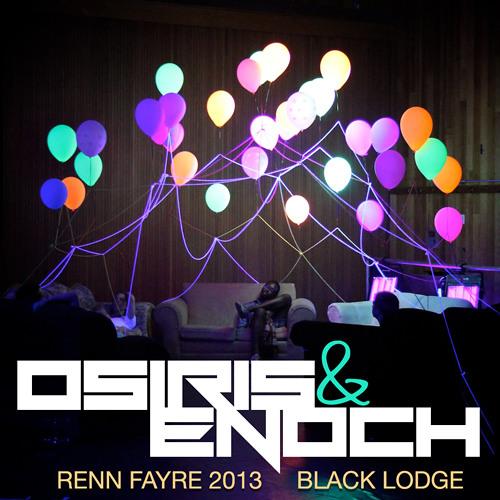 "Osiris&Enoch @ Reed College ""Renn Fayre"" (2013)"