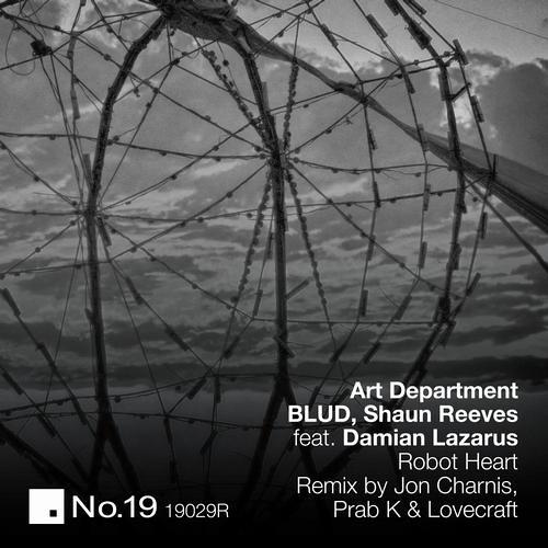 Art Department - Robort Heart (Jon Charnis, Lovecraft, & Prab K Remix) [No.19]