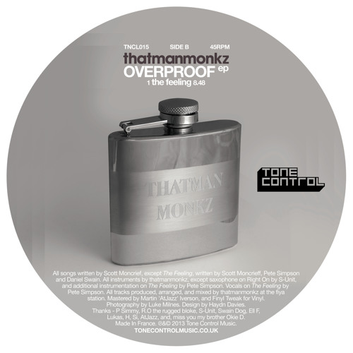 thatmanmonkz - Right On (160k Preview)