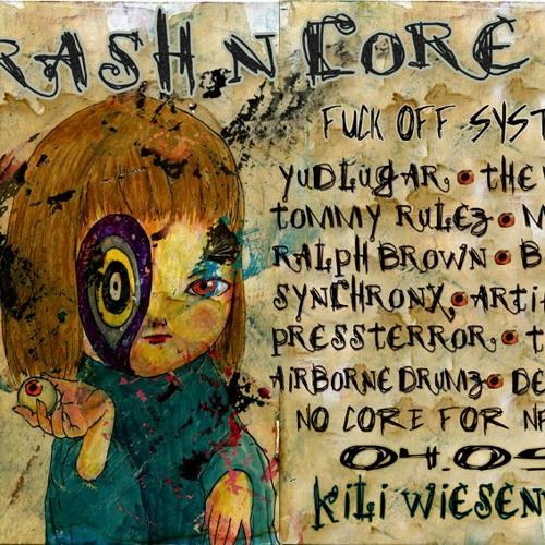 Ralph Brown - Live @Trash n core 20-Berlin (DE) 4/5/2013