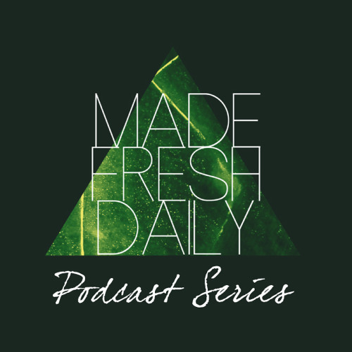 Spittal (A&R at MFD) // Made Fresh Daily Podcast #008 [Recorded from Sub Club, Glasgow]