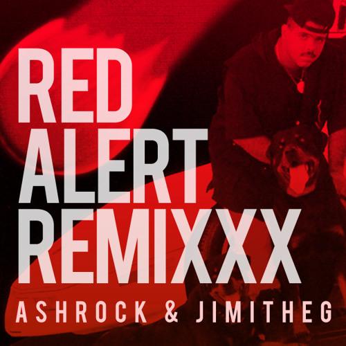 """DJ LAZ """"RED ALERT"""" (ASHROCK & JIMI THE G REMIXXX) FREE DOWNLOAD!!"""