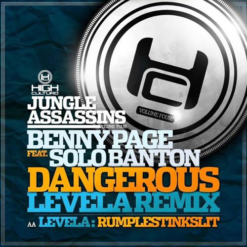 Benny Page (ft Solo Banton) - Dangerous (Levela Remix)