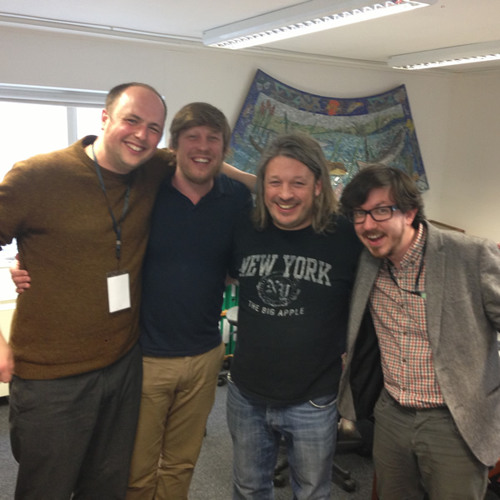 Richard Herring's Leicester Square Theatre Podcast - Machynlleth special with Pappy's