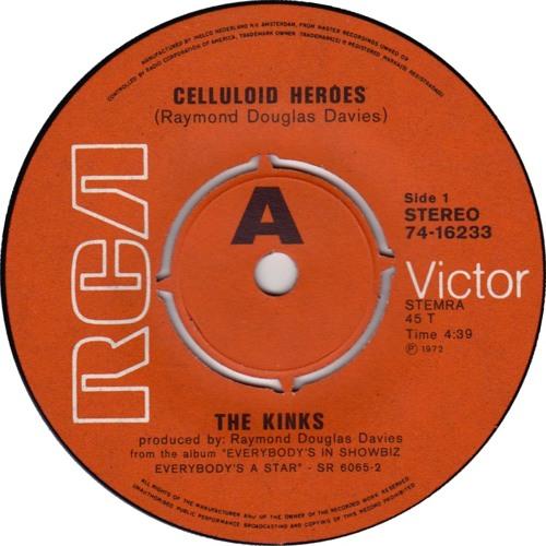 13. Celluloid Heroes (Kinks Cover) - Token Album Filler