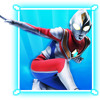 [Ultraman Tiga & Ultraman Dyna] (TM) SHININ' ON LOVE