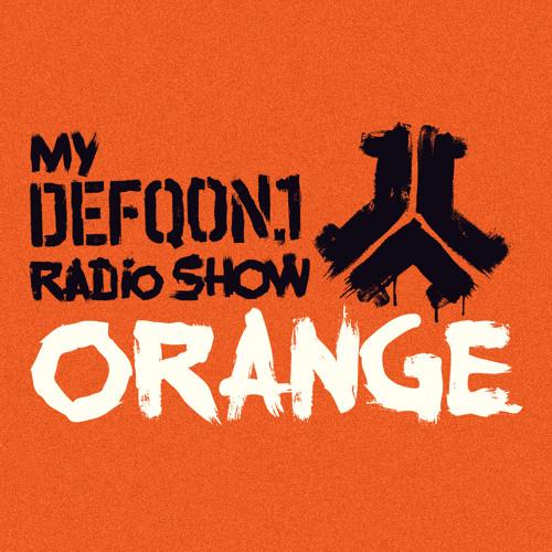 My Defqon.1 Radio Show | Orange Radio - hosted by Kutski
