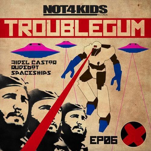 Troublegum - Rudebot