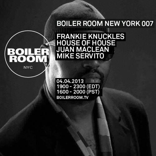 Juan Maclean 45 Min Boiler Room Mix
