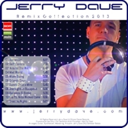 Jerry Dave - Sweet Child o Mine (Original Extended)