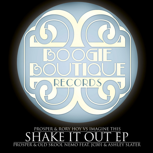 Shake It Out E.p (Teaser)