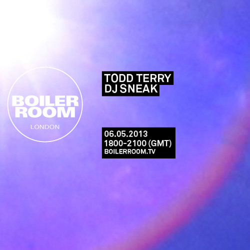 Todd Terry 55 min Boiler Room mix