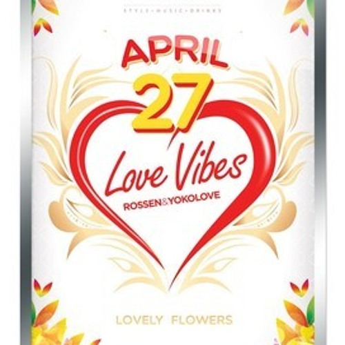 Love Vibes a.k.a Rossen & YokoLove LIVE!!! at Club Vision (Lovely Flowers) 27.04.2013 part2