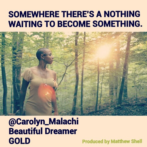 Carolyn Malachi - Beautiful Dreamer [Poetry Intro MTS Remix] (feat. Javier Starks)