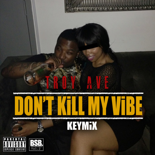 Troy Ave - DONT KILL MY VIBE #KEYMiX