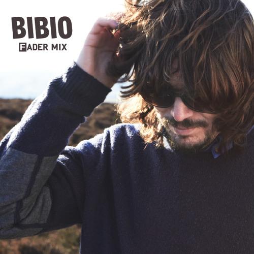 FADER Mix: Bibio