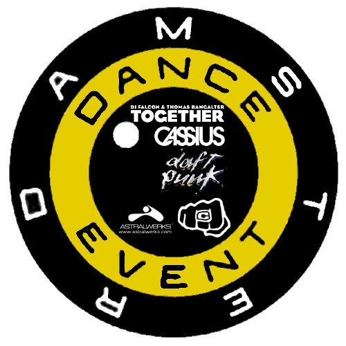 "CASSIUS - T.BANGALTER - DJ FALCON ""TOGETHER 2002"" LIVE @ ADE -"