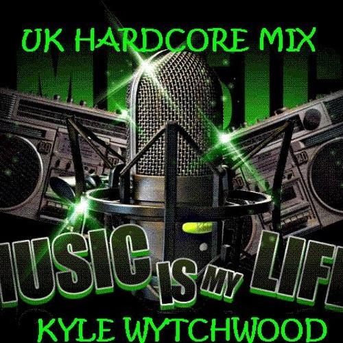 Kyle WytchWood - Music Is My Life - (UK Hardcore Mix) ( Free DL) (MARCH 2012 ) (KWMS0002) (Master)