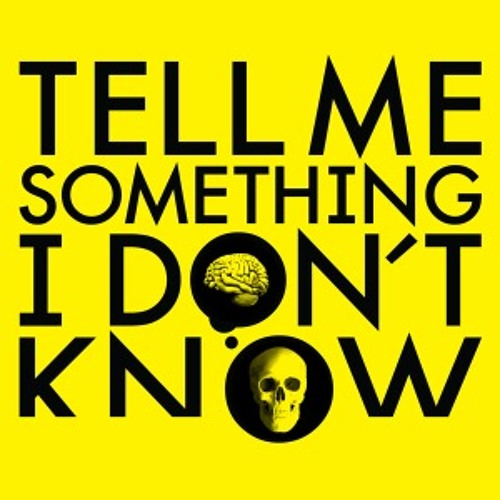 Tell Me Something I Don't Know 007: Jeff Smith