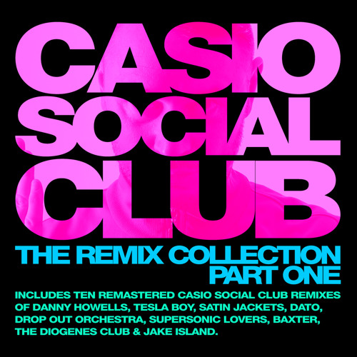MULLET072 • Casio Social Club - The Remix Collection Part One • (Album Preview)