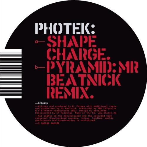 Photek - Pyramid (Mr Beatnick Remix) (preview)