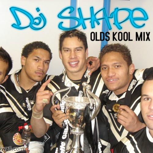 DJ SHAPE-OLDs KOOL  MIX VOL 1