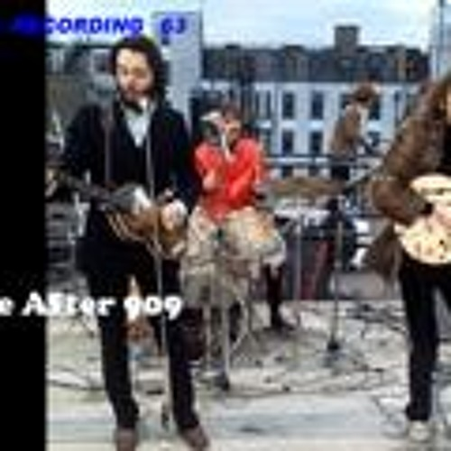 Beatles  ONE AFTER 909  Rooftop Perfect Cover.