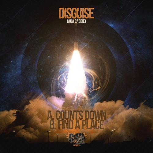 G13015 - 01 - DIZGUISE AKA DJ CABBIE - COUNTS DOWN - OUT NOW!!!