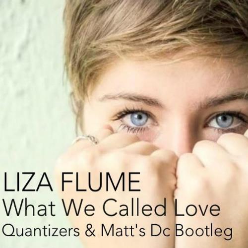 Liza Flume - What We Called Love  (Quantizers & Matt's Dc Bootleg)