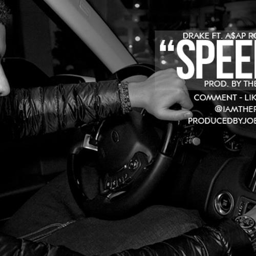 Speeding - Drake ft. A$AP Rocky Type Beat [Prod. By The Real Joe]