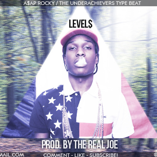 Level$ - A$AP Rocky / The Underachievers Type Beat