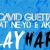 David Guetta Ft Ne-Yo & Akon - Play Hard (Dj Piciz Official Remix 2013)