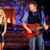 Shakira -  Blake Shelton performing Need You Now on The Voice