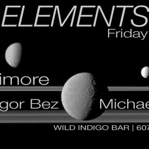 Live @ Wild Indigo - 04.05.13