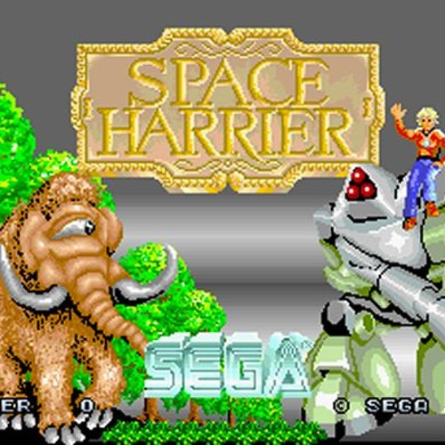 2013 TheWinner - Space Harrier Stage+FirstBoss themes cover remix
