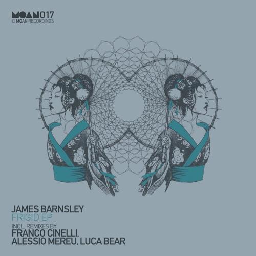 """James Barnsley - Frigid - LTD edition clear blue 12"""" available now"""